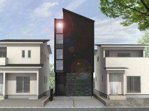 新屋敷モデル概要パース修正